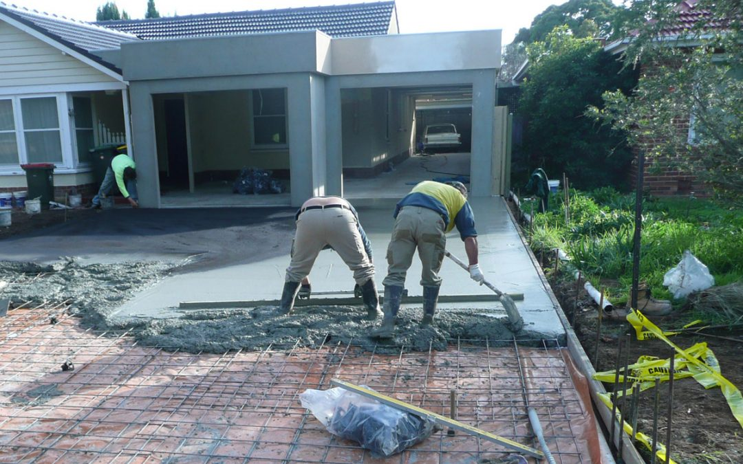 The Perks of Using Paving for Garage Building and Construction